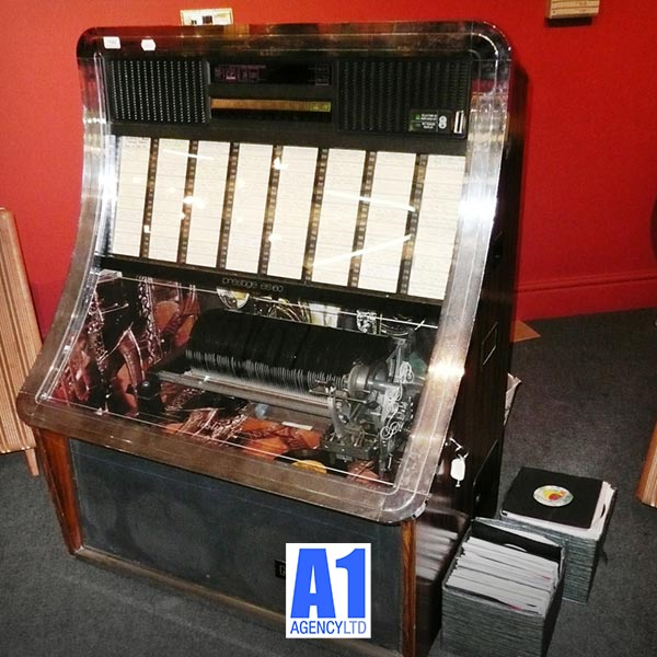 Original 1960's Jukebox