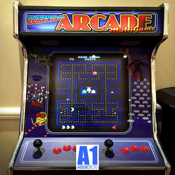 Arcade Games Hire   NEW + Retro Games Hire for Events, Parties