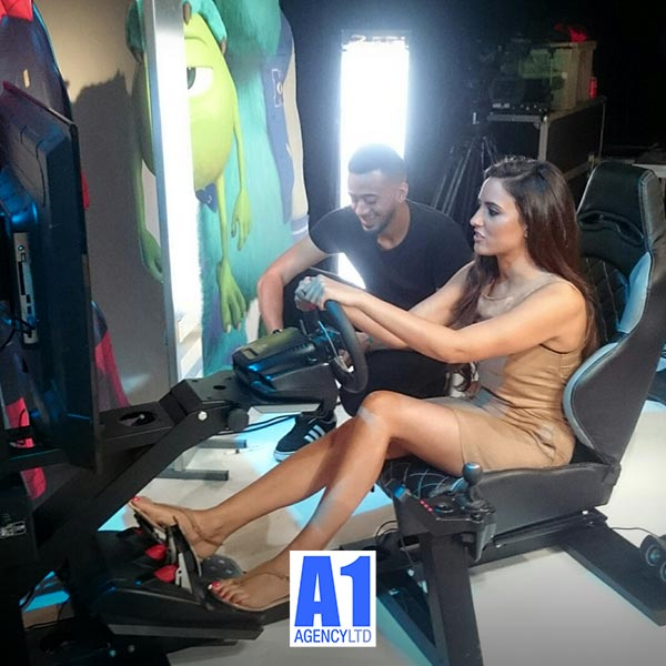 Cobra Racing Simulator Hire