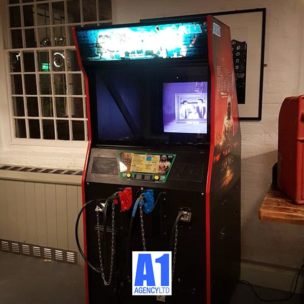 Arcade Shooting Games For Hire Uk Shoot Em Ups To Hire For