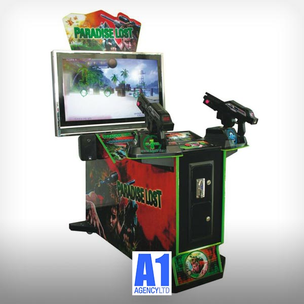 Paradise Lost Shooting Game Hire